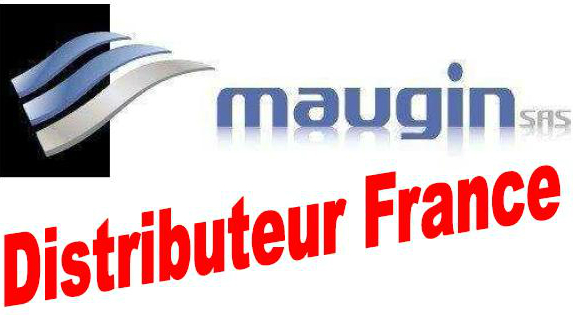 Logo MAUGIN Distributeur France