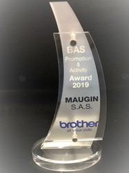 AWARD 2019 ATTRIBUE A MAUGIN SAS